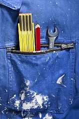 Tasche/Werkzeug