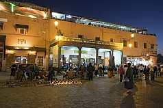 Marktplatz Marrakesch Marokko Djemaa el Fna