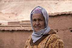 marokkanische Frau