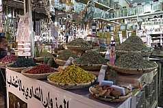 Gewürze Marokko