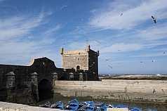 Fischerhafen Marokko
