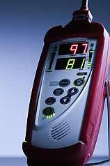 Medizinisches Kohlenmonoxid Messgerät