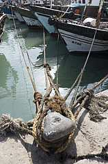 Anlegestelle Boot
